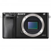 Sony Alpha A6000 Body Zwart