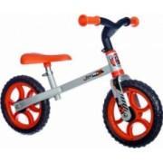 Bicicleta fara pedale Smoby First Bike Rosu