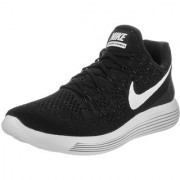 Nike Lunarepic Low Flyknit 2 Black Men'S Running Shoes