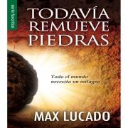 Todavía Remueve Piedras (Español) Pasta Blanda