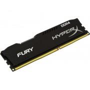 KINGSTON DIMM DDR4 4GB 2133MHz HX421C14FB4 HyperX Fury Black