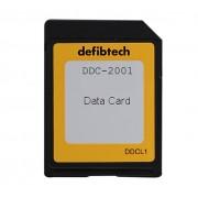 Defibtech Data Geheugenkaart Lifeline AED