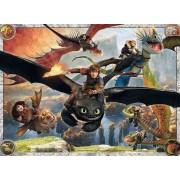 Puzzle Ravensburger - Dragons, 150 piese (10015)