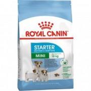 Hrana uscata pentru caini Royal Canin Mini Starter Mother and Babydog 8.5kg