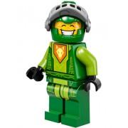 nex078 Minifigurina LEGO Nexo Knights-Battle Suit Aaron nex078