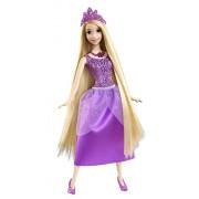 Mattel Disney Princess Sparkle Rapunzel Doll (Purple)