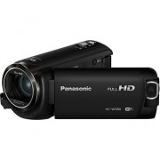 Camera video Panasonic HC-V580EP-K, Full HD, HDR, Wi-Fi, Negru