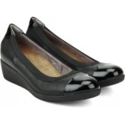 Clarks Petula Sadie Black Leather Formal(Black)