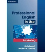 Professional English in Use Marketing with Answers, Paperback