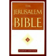 Jerusalem Bible-Jr, Hardcover