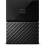 HDD Extern Western Digital My Passport for Mac 2.5 inch 3TB USB 3.1 Black