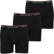 Tommy Hilfiger Shorts 3er-Pack Brief Schwarz - Schwarz Größe XL