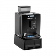 Koffiezetapparaat - automatisch - tot 750 g bonen - melkopschuimer