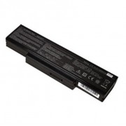 Asus A72 Laptop akkumulátor - 4400mAh (10.8V / 11.1V Fekete)