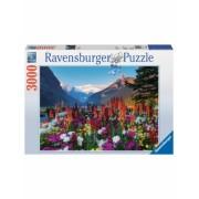 Puzzle Muntele Inflorat, 3000 Piese Ravensburger