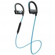 Jabra Sport Pace Wireless Bluetooth Headset - безжични спортни слушалки с хендсфрий за смартфони с Bluetooth (черен-син)