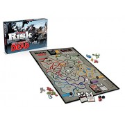 Winning Moves Games Walking Dead Board Game Riskfrench Version Winning Moves Giochi Tavolo