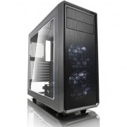 Carcasa Fractal Design Focus G Gray Window, Middle Tower, fara sursa, Gri