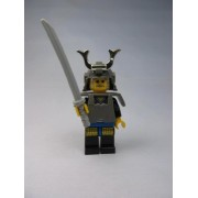 LEGO Ninja Blue Shogun Minifigure