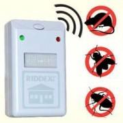 RIDDEX PLUS - ултразвуков унищожител на хлебарки, гризачи, мравки