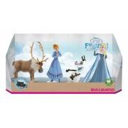 Set Olafs Frozen Adventure - 4 figurine