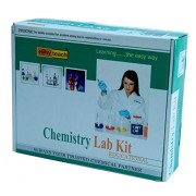 Chemicals KIT II - Big - School Activity Project- Chemistry Experiments – STD 5TH to 10TH – Child CAN Perform Textbook Experiments