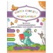 Cartea completa a prescolarului 5-6 ani