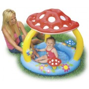 INTEX Mushroom Baby Inflatable Wading Swimming Pool | 57407EP