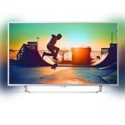 Телевизор Philips 55 инча, 3840x2160, LED, Сребрист, 55PUS6412/12