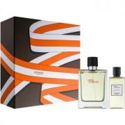 Hermès Terre d'Hermès lote de regalo XIX. eau de toilette 100 ml + gel de ducha 80 ml