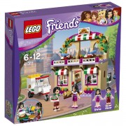 Lego Friends: Pizzería de Heartlake (41311)