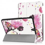 CasualCases 3-Vouw fee stand flip hoes Samsung Galaxy Tab S3 9.7