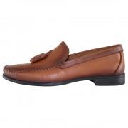 Mocasini Dogati shoes - brown, din piele naturală