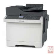 "Lexmark CX317dn, color, print/scan/copy, A4, 1200dpi, 23/23ppm, Duplex, ADF, 2.4"" LCD, USB/LAN"