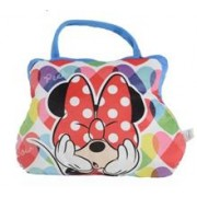 Geanta Minnie Mouse Cushion To Go Printed