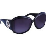 D&G Over-sized Sunglasses(Black)