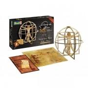 Leonardo da Vinci: Vitruv-Mann