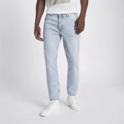 River Island Mens Light Blue Jimmy slim fit tapered jeans (34XL)
