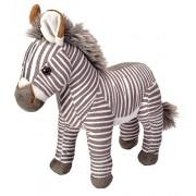 Wild Republic African Bio Grey Zebra Stuffed Animal 10
