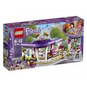 Lego Friends Café de arte da Emma 41336Multicolor- TAMANHO ÚNICO