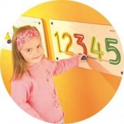 Aplicatie De Perete Numere 6-9