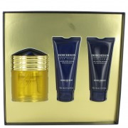 Boucheron Eau De Parfum Spray 3.4 oz / 100.55 mL + After Shave Balm 3.4 oz / 100.55 mL + Shower Gel 3.4 oz / 100.55 mL 500960