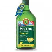 Mollers Cod Liver Oil Omega3 Lamaie