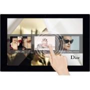 "Braun Digital fotoram 35.6 cm 14 "" Braun Germany 14"" Frame 10-Point-Touch 1920 x 1080 pix 8 GB Svart"