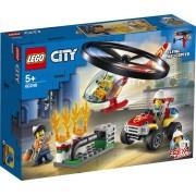 Lego City Fire (60248). Elicottero dei pompieri