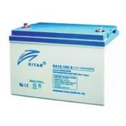 RA12-100DG 12V 100 Ah Zárt ólomzselés ciklikus akkumulátor