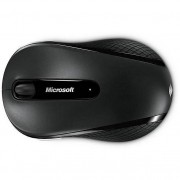 Microsoft Wireless Mobile Mouse 4000 Colore Nero