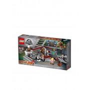 Lego Jurassic World - Jagd auf den Velociraptor 75932