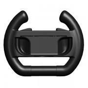 Set Dobe doua suporturi controller tip volan pentru Nintendo Switch Joy-con, negru