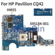 595184-001 595184-501 For HP Pavillion CQ42 CQ62 G42 G62 HM55 DA0AX1MB6F0 DA0AX1MB6H1 HM55 laptop Motherboard PGA989 Mainboard